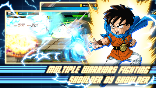 Code Triche Warriors Attack:Defender apk mod screenshots 5
