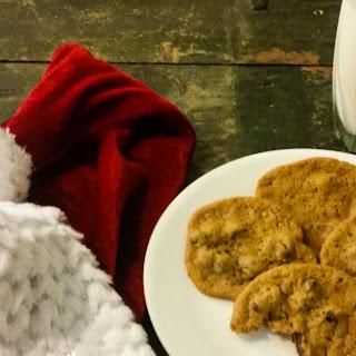 Chocolate Caramel Chip Cookies.