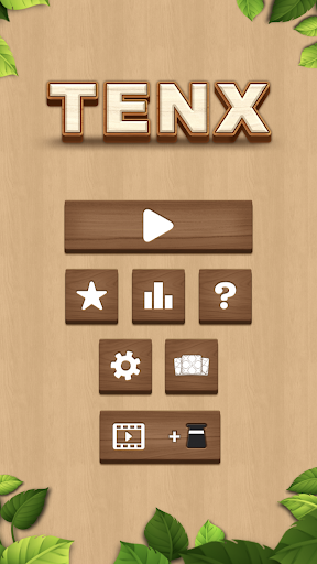 TENX - Wooden Number Puzzle Game 1.1.3 screenshots 1