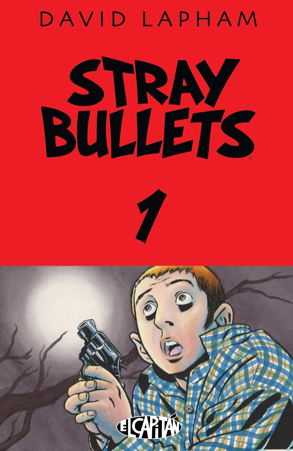 Stray Bullets (1995) - complete