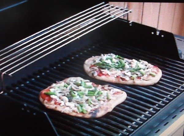 Pizza On The Grill Recipe