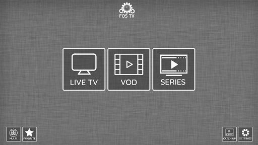 fos tv ltv player screenshot 1