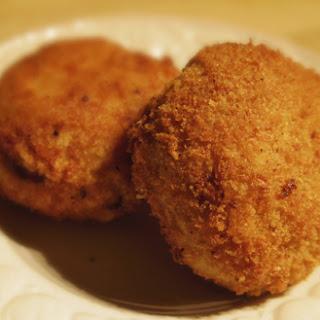 Vegan Japanese Croquette