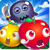 Game Fruit Splash Heroes apk for kindle fire
