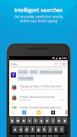 Screenshot of Firefox Browser for Android