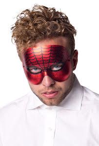 Ögonmask, spindelnät