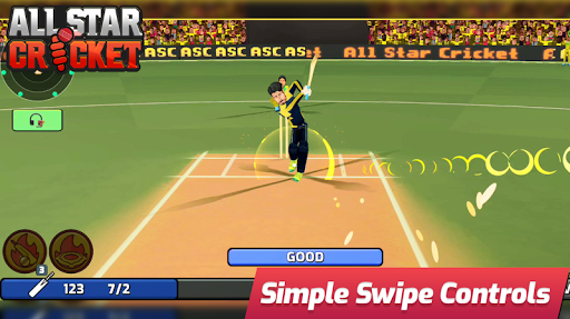 All Star Cricket  screenshots 1