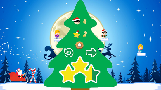 Santa's Gift Launcher : Christmas Game - náhled