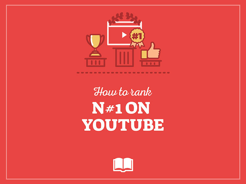 EBOOK how to rank n1 on youtube