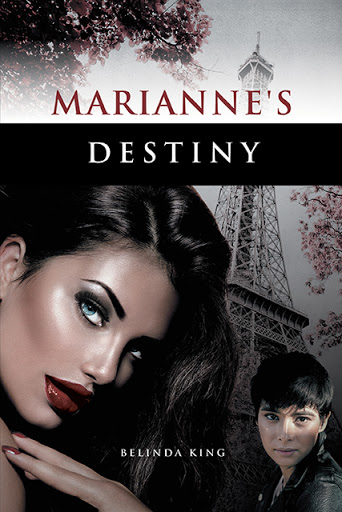 Marianne's Destiny cover