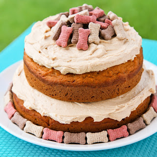 Spoiled Dog Cake