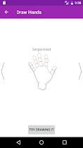 Draw Hands Step By Step - screenshot thumbnail 04