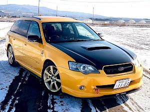 レガシィツーリングワゴン BP5 WR  Limited2004年のカスタム事例画像 maasun(T.L.H/Inferno🔥)さんの2020年01月21日11:13の投稿