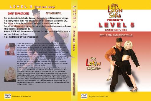 Salsa DVD