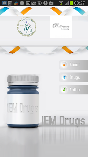 IEM Drugs