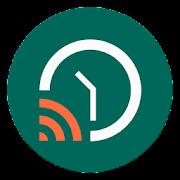 Time on Chromecast