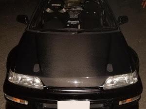 シビック EF9 SirⅡのカスタム事例画像 黒シビックさんの2019年07月26日01:24の投稿