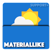 Materialike_v.2 weather icons