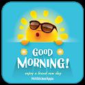 Good Morning Sticker (WAStickerApps) icon
