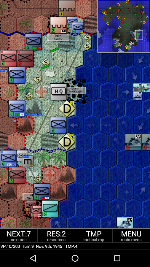 Invasion of Japan 1945 (full)- screenshot