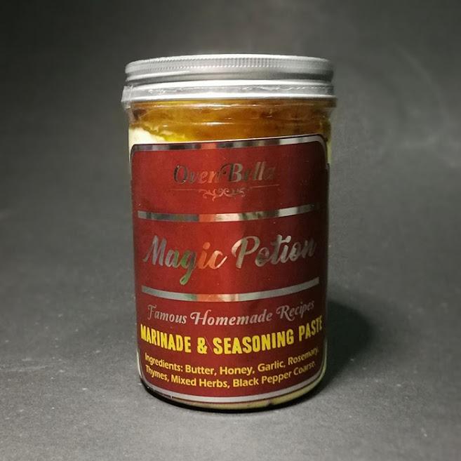 Magic Potion pes marinade dan seasoning