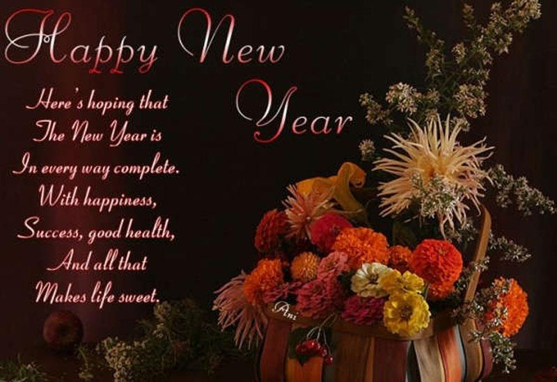Greeting card new year messages inspirational happy new year new year 2015 flower cards 2018 happy new year greetings screenshot m4hsunfo