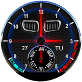 Bimmer Watch Face - Moto 360