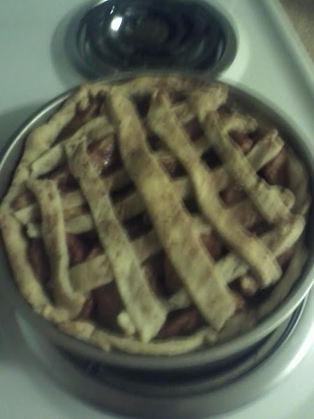 Jordan's Apple Pie! Recipe