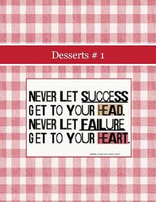 Desserts # 1