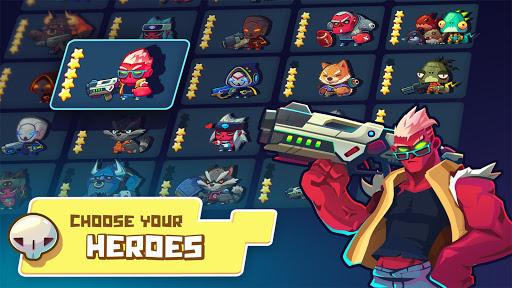Boom Arena : Free Game MOBA Brawler Strike GO 1.11 gameplay | by HackJr.Pw 3