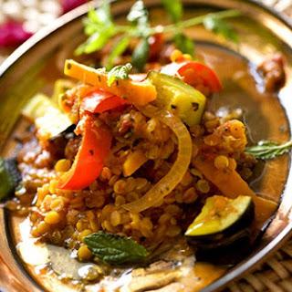 Thai Lentil Curry Recipe