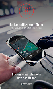 Bike Citizens - Bicycle GPS- screenshot thumbnail