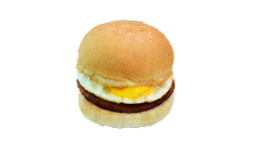 Breakfast Muffin with Egg (Set Meal)