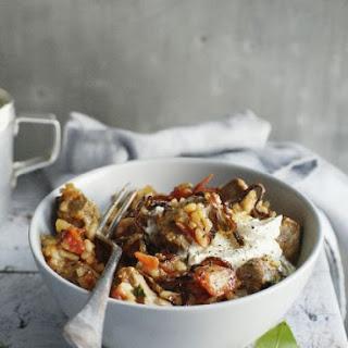 Indian Rice Bowl with Lamb