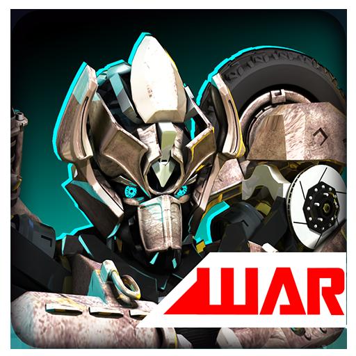 トーキングロボット大戦 解謎 App LOGO-APP試玩