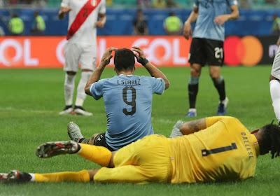 La sélection uruguayenne sanctionnée pour non-respect des mesures sanitaires