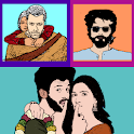 Bollywood Movies Guess: With Emoji Quiz icon