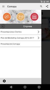 PDC Comapa - náhled