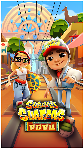 Subway Surfers v1.72.1 [Unlimited Coins/Keys/Unlock]