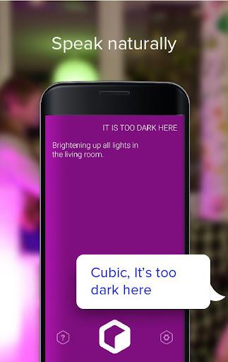 Cubic.ai for Philips Hue Screenshot