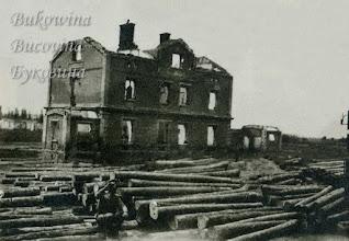 Photo: Руїни. Фото 1916 року.