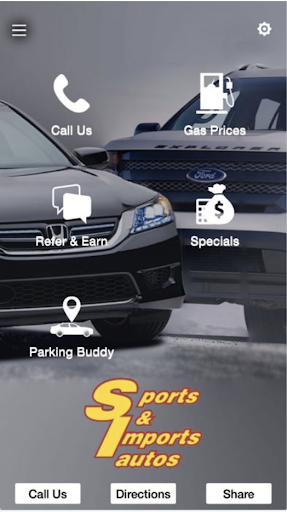 Screenshot for Sports and Imports Autos in United States Play Store