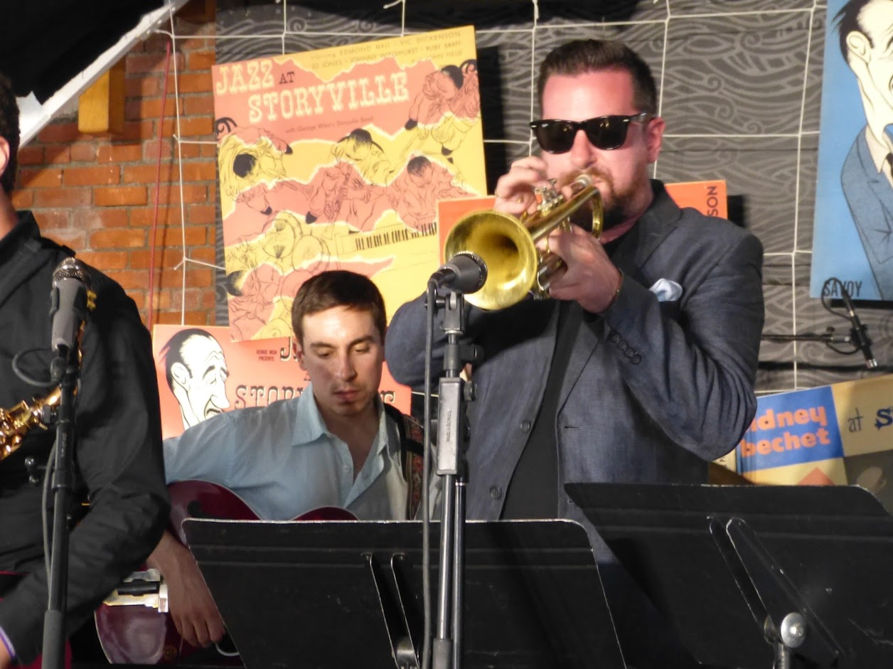 Hartford area musicians well represented at Newport Jazz Festival