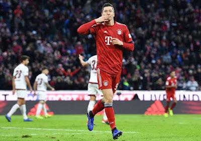 Poolse goalgetter staat op het punt om zijn contract te verlengen bij Bayern München