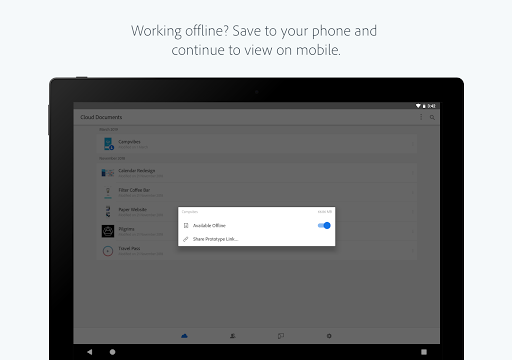 Adobe XD 27.0.0 (28548) Apk for Android 11