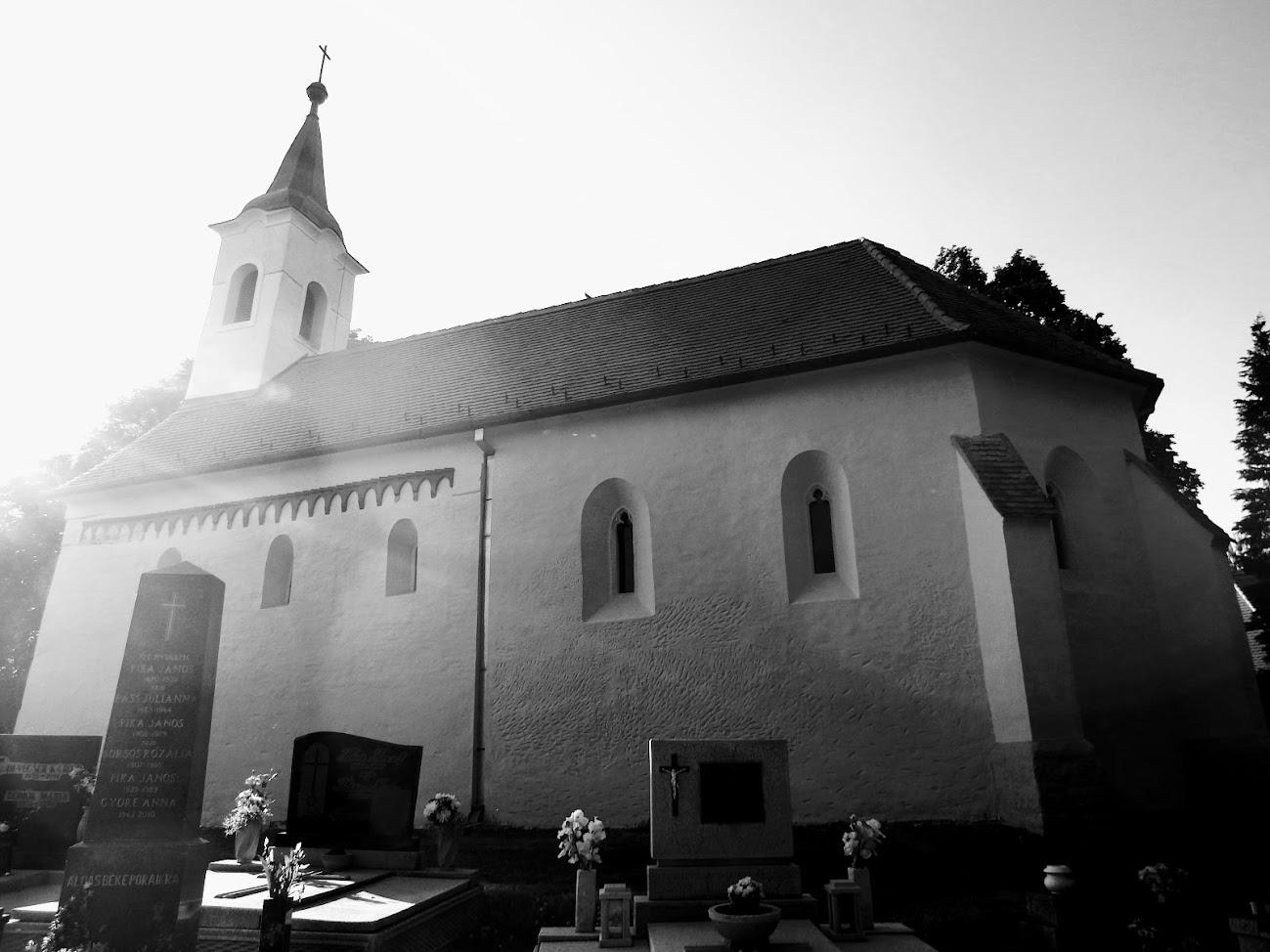 Zalaszentgyörgy - Szent György rk. templom a temetőben