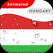 Hungary Flag Animated Live Wallpaper