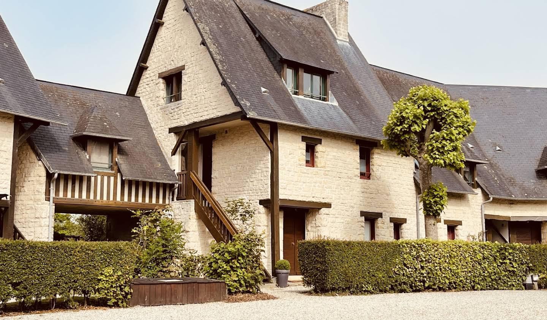 Appartement avec terrasse Tourgéville