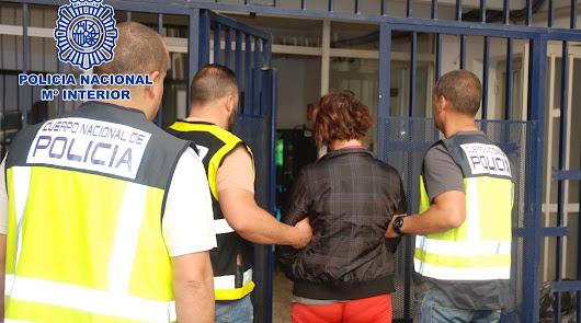 Viktoras, el presunto asesino de la pastelera de El Ejido, murió en Lituania