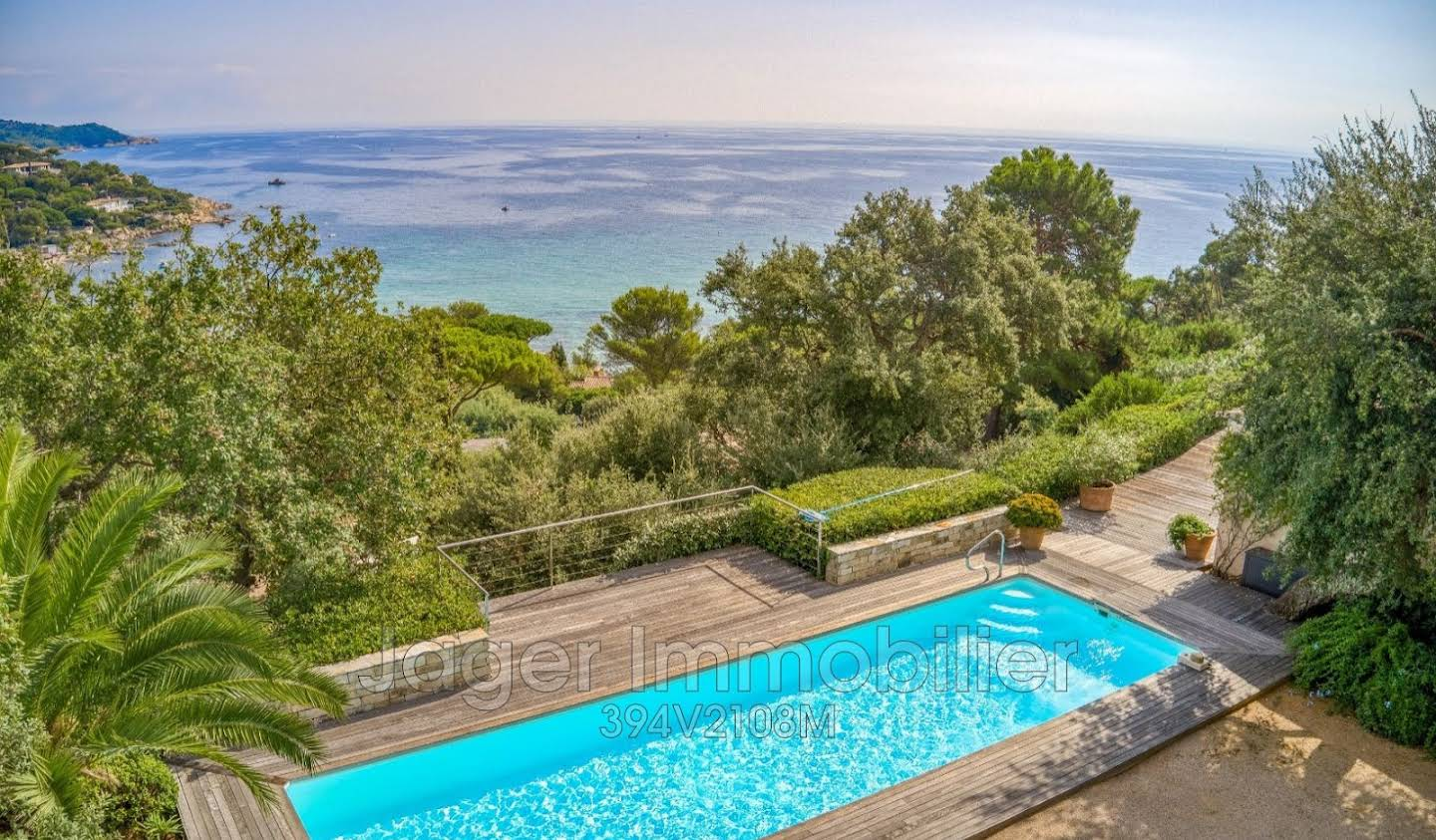 Villa with pool and terrace Ramatuelle